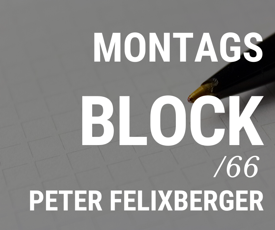 MONTAGSBLOCK /66
