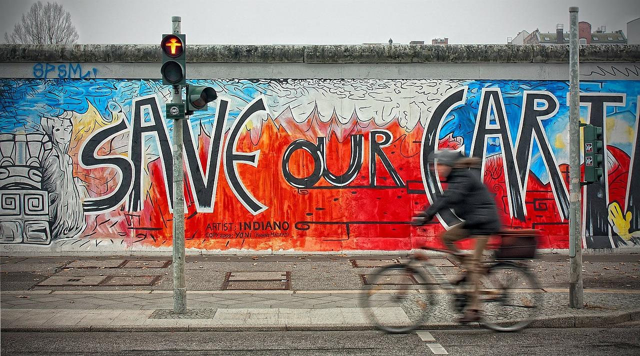 30 Jahre Mauerfall: Aufräumarbeiten und Wiedervereinigung