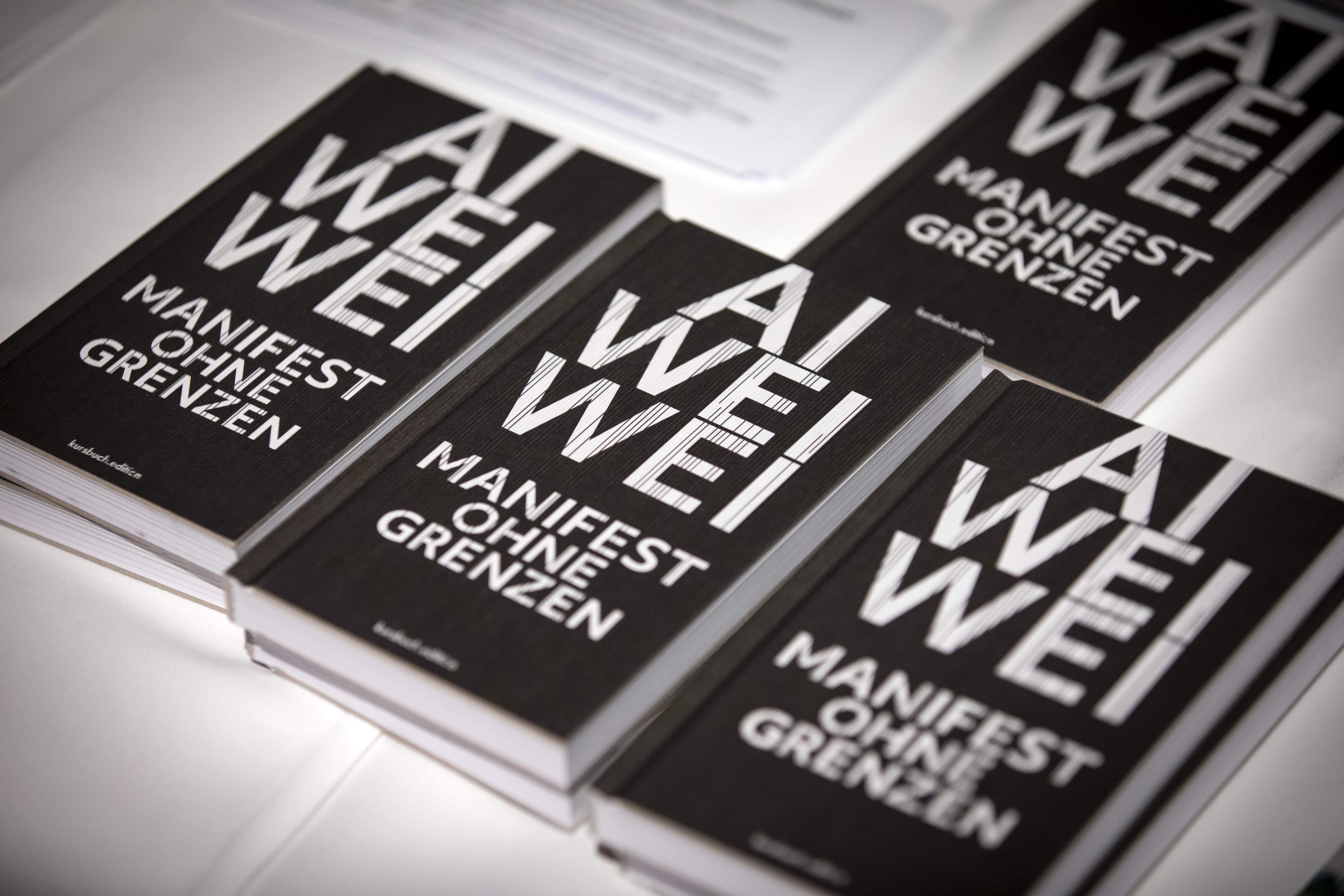 """""""Manifest ohne Grenzen"""" – Ai Weiwei in Berlin"""