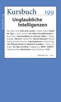 Kursbuch 199 – Unglaubliche Intelligenzen