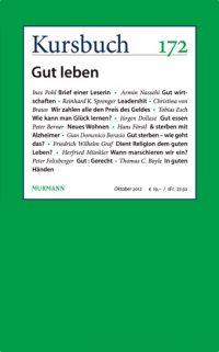 Kursbuch 172 – Gut Leben
