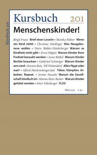 Kursbuch 201 – Menschenskinder