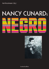 Karl Bruckmaier – Nancy Cunards Negro