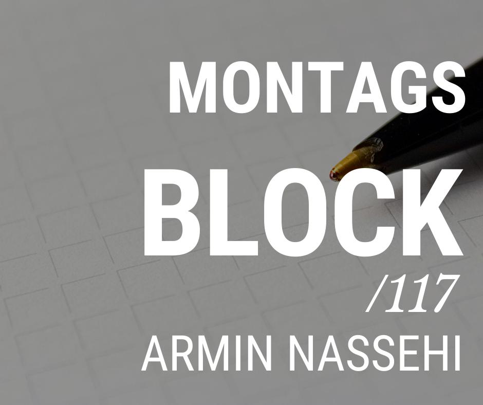 Montagsblock /117