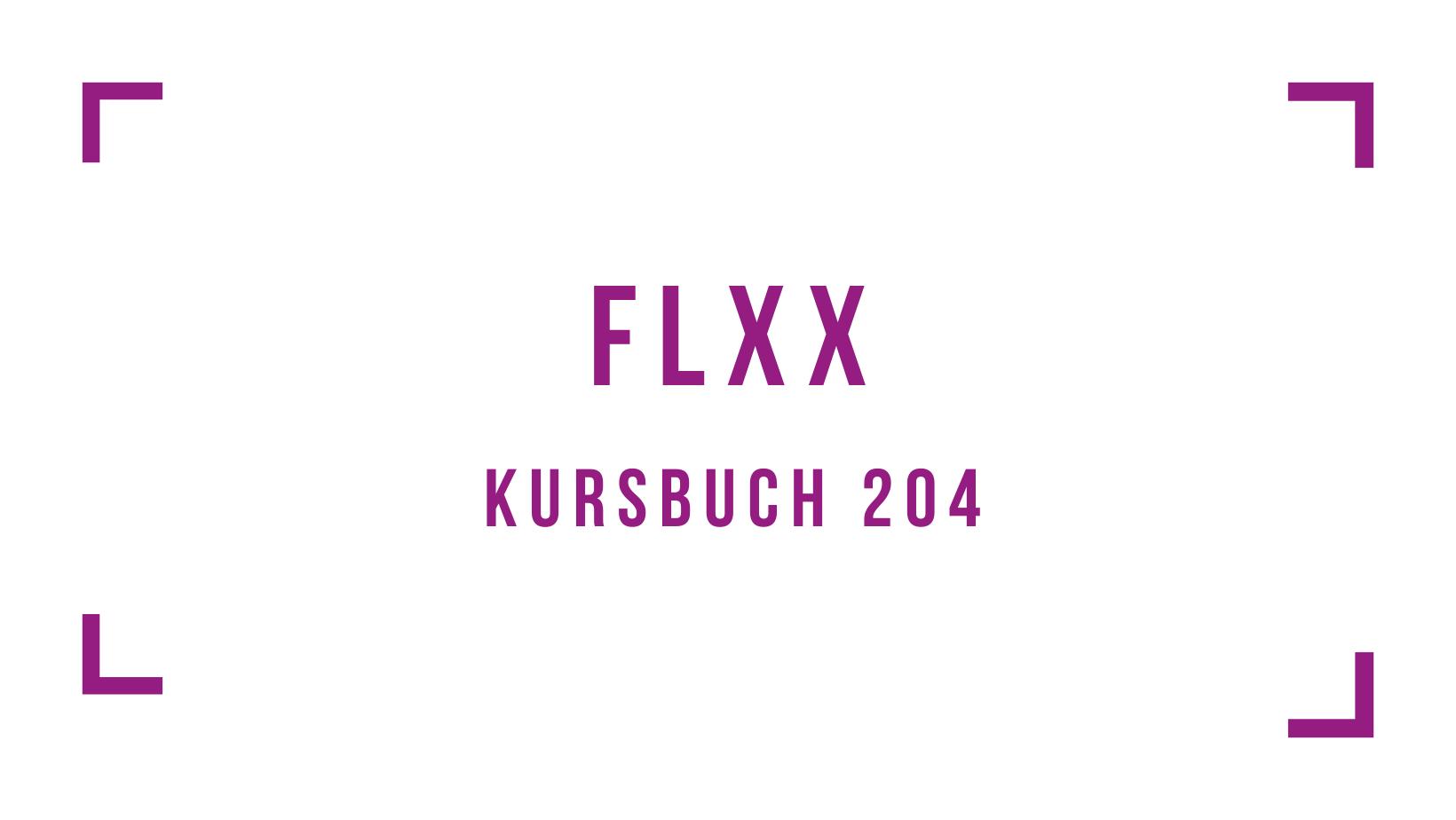 FLXX 204 – Schlussleuchten von und mit Peter Felixberger